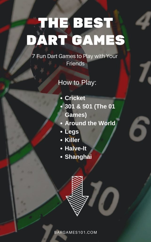 7 Fun and Popular Dart Games You Should Learn How to Play