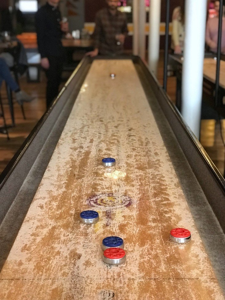Shuffleboard Rules for Other Games