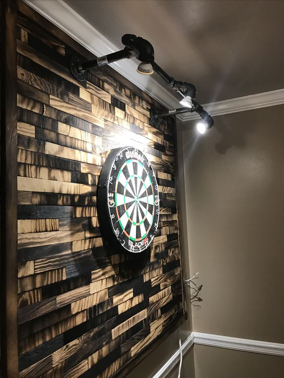 dartboard lighting
