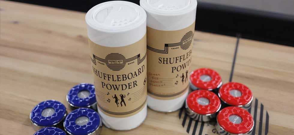 District Mills Shuffleboard Powder