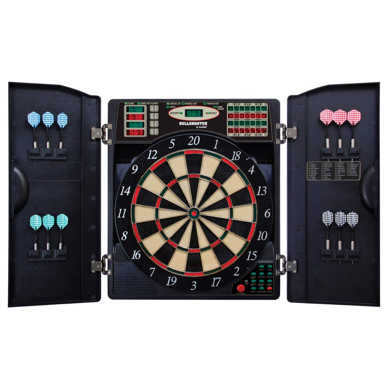 Arachnid Bullshooter LED 1000 Electronic Dartboard