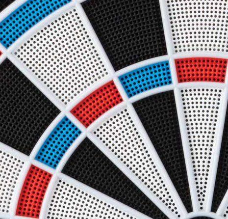 Electronic Dartboard Surface