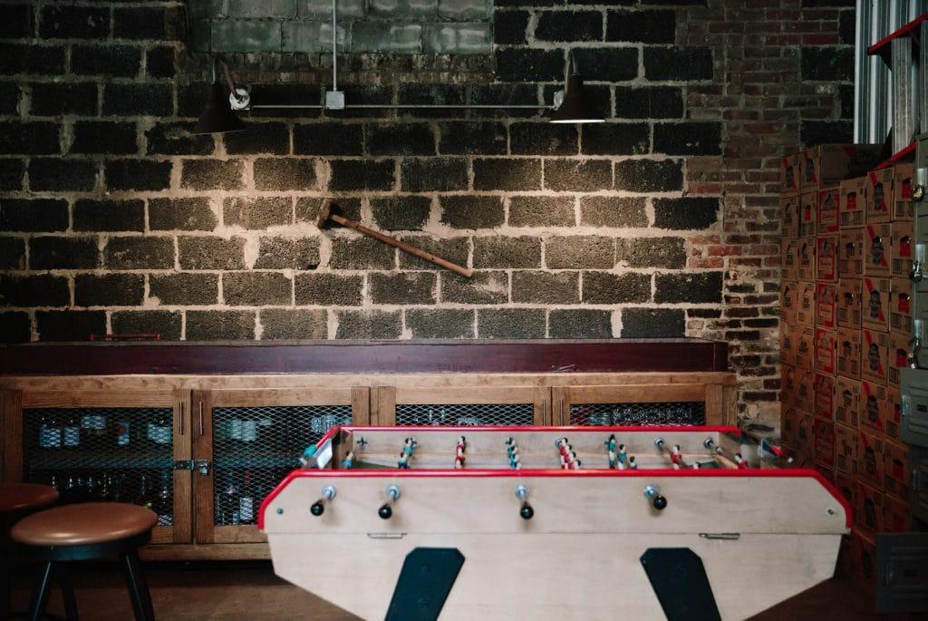 The Warehouse Bar