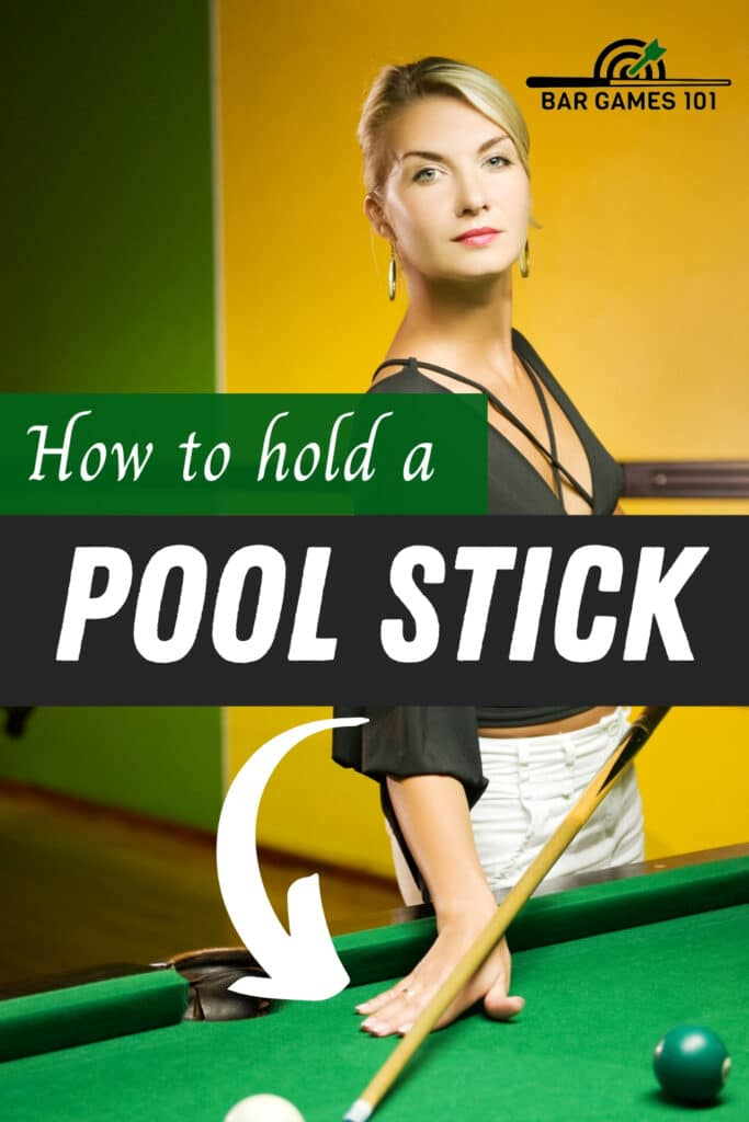 how-hold-pool-stick