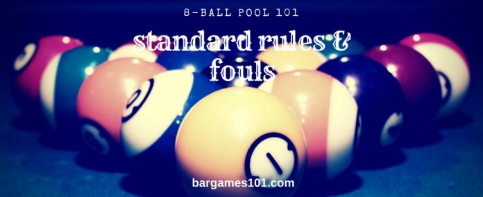 8 Ball Pool Rules