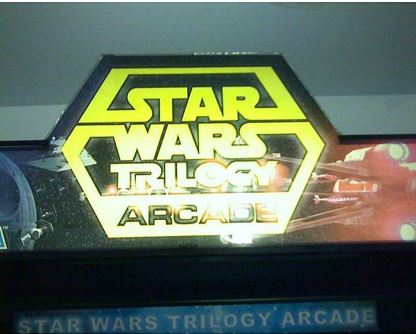 Star Wars Trilogy Classic Arcade Game