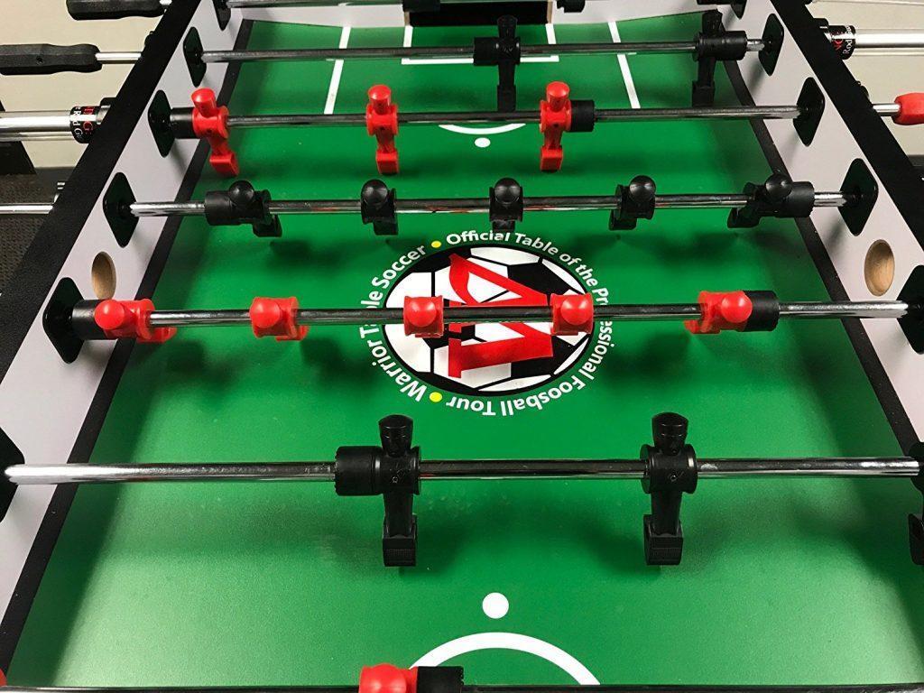 warrior pro foosball table