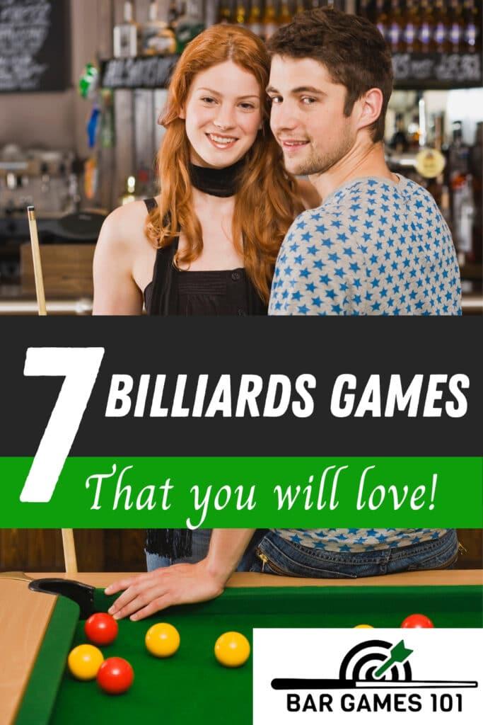Billiards-Games