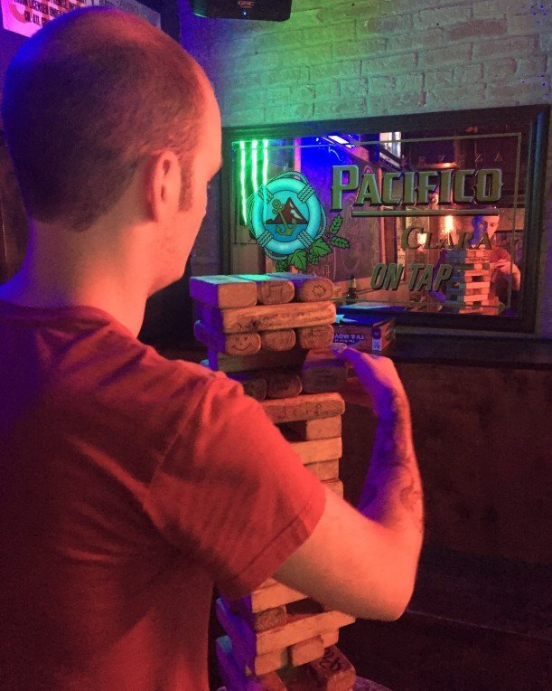 Jenga Bar Game
