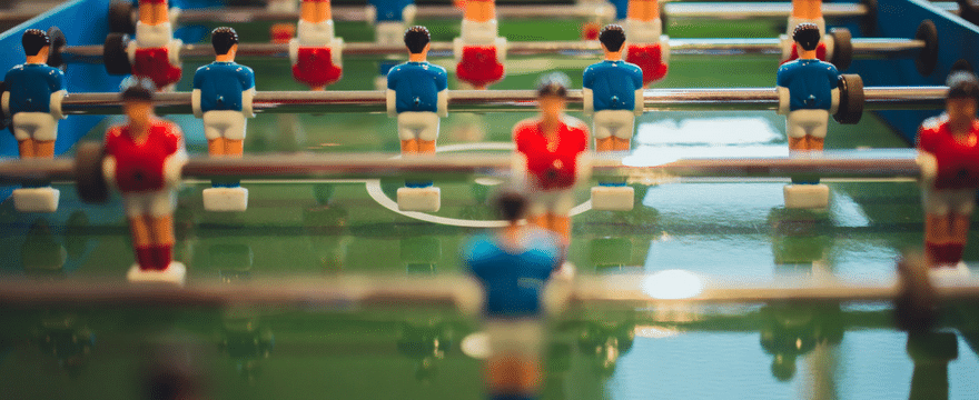 7 Cool Foosball Facts That You Probably Didn't Know Before Now