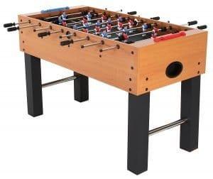 american legend 52 inch foosball table