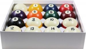 aramith crown standard billiard balls