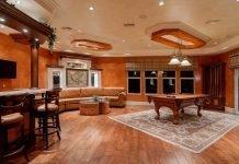 billiard room ideas