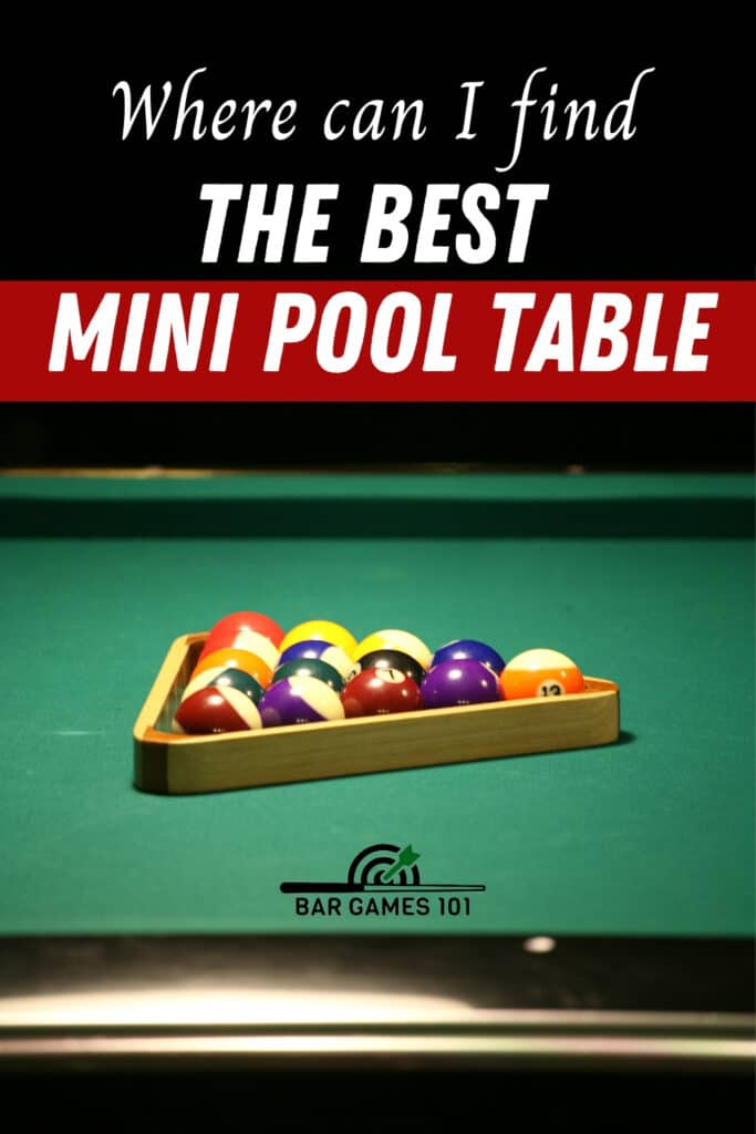 The-Best-Mini-Pool-Table