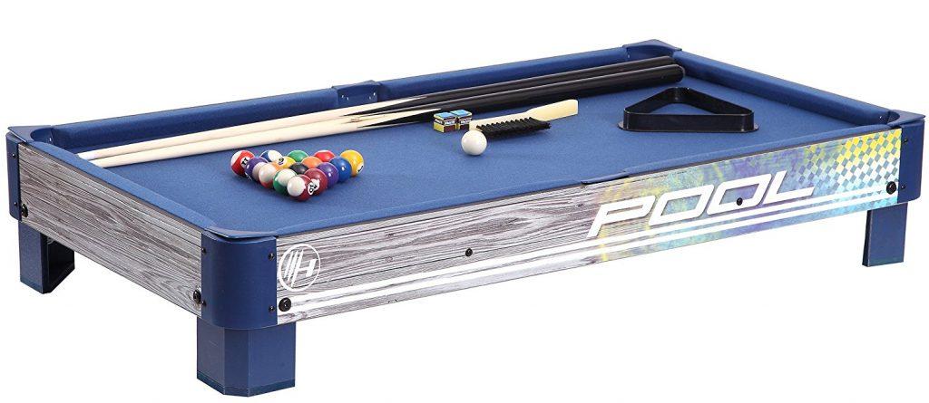harvil tabletop pool table