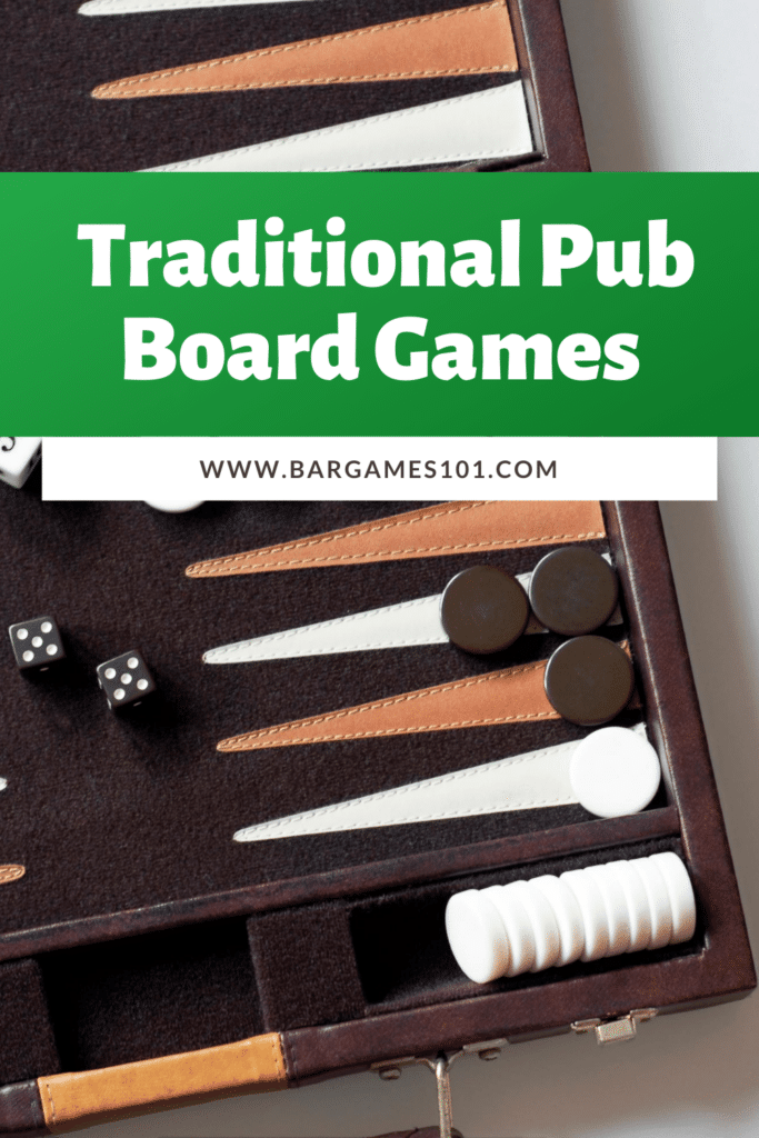 Traditional Pub Games