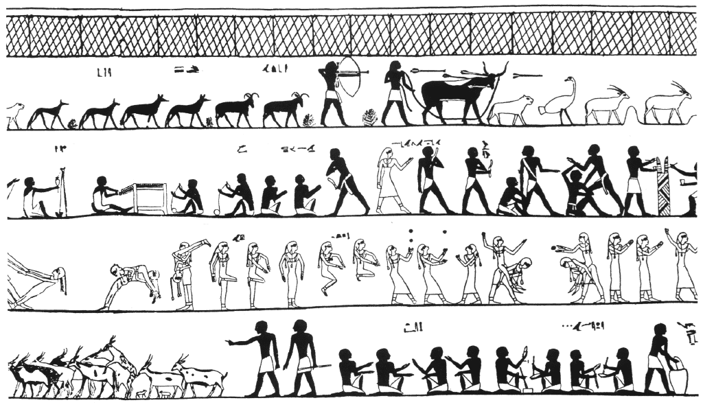 Bocce History Egypt