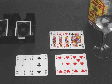 Gin Rummy Two Player Card Games
