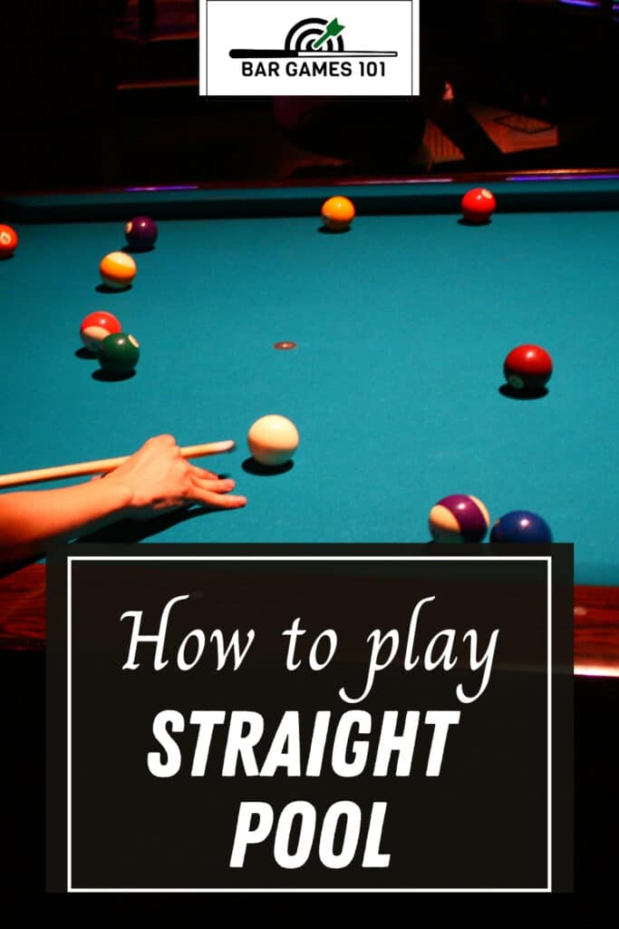 How-to-Play-Straight-Pool