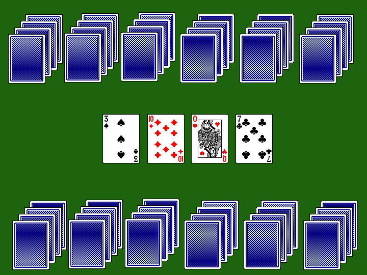 James Bond Two Player Card Game