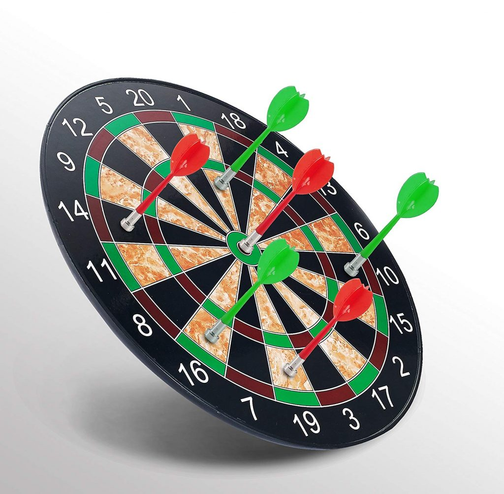 Minihorse Magnetic Dartboard
