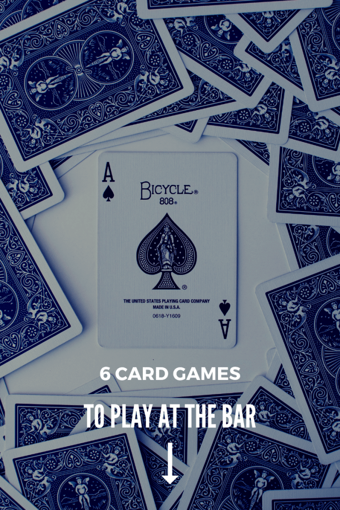 Card Games for the Bar