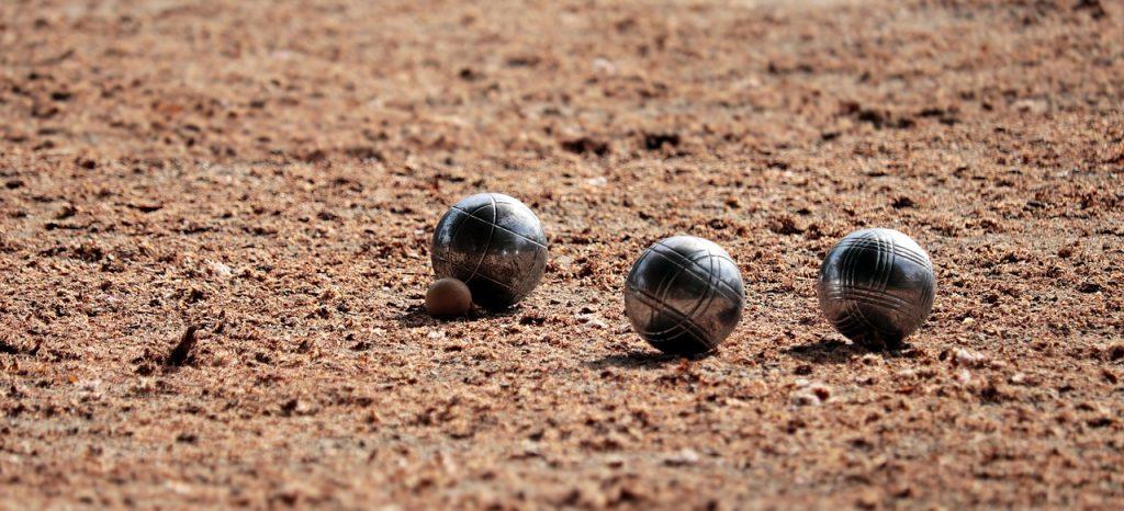 Bocce Balls