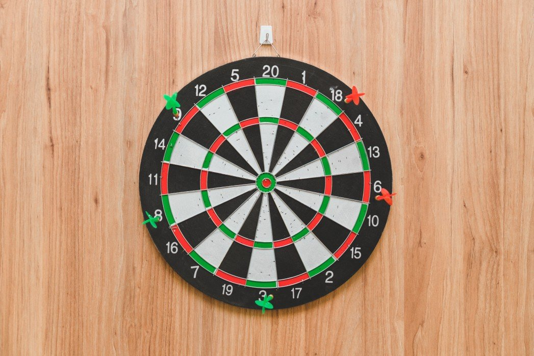 Darts Game for the Office