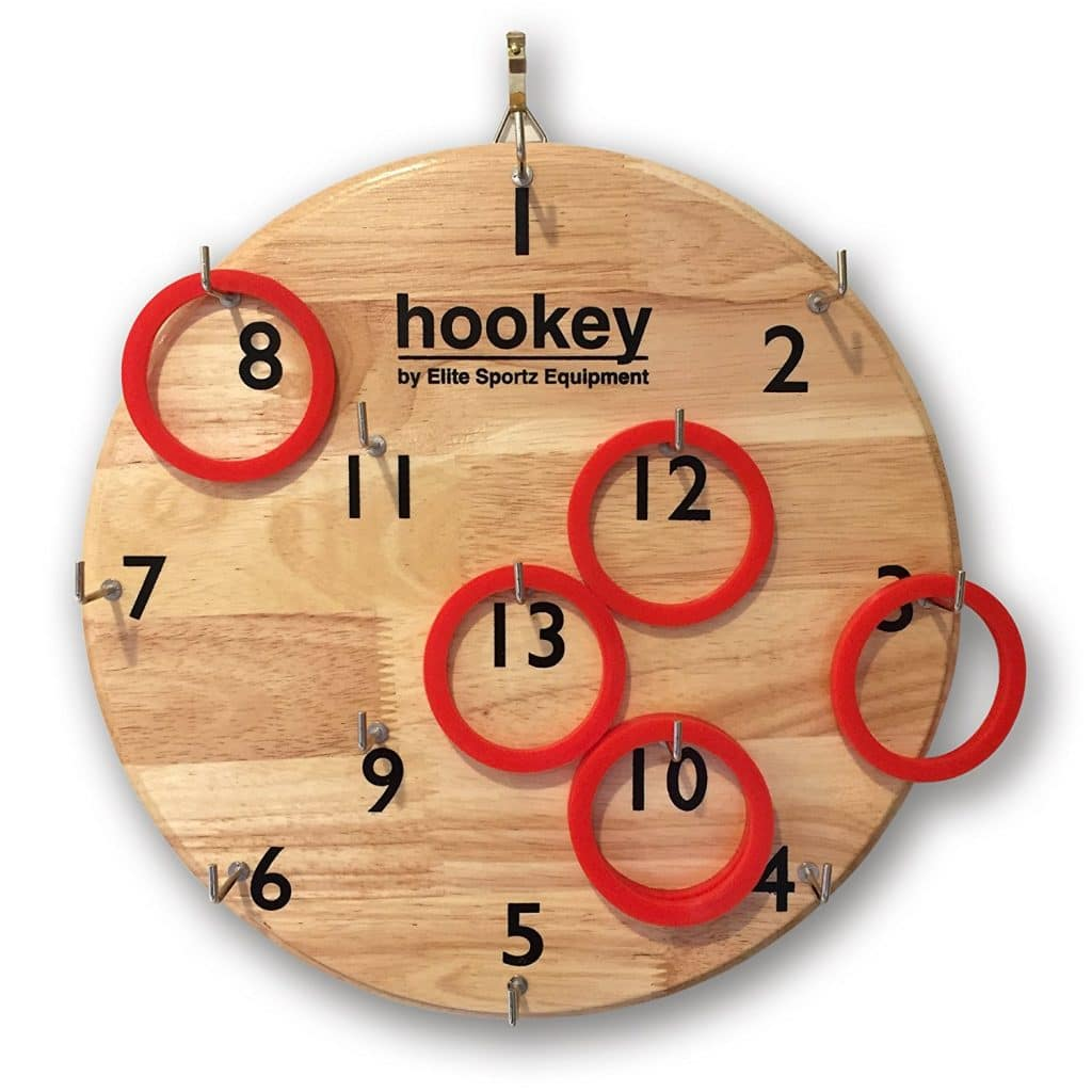 Hookey Ring Toss Game