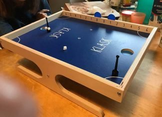 An Overview of Klask