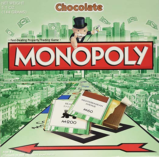 Chocolate Monopoly