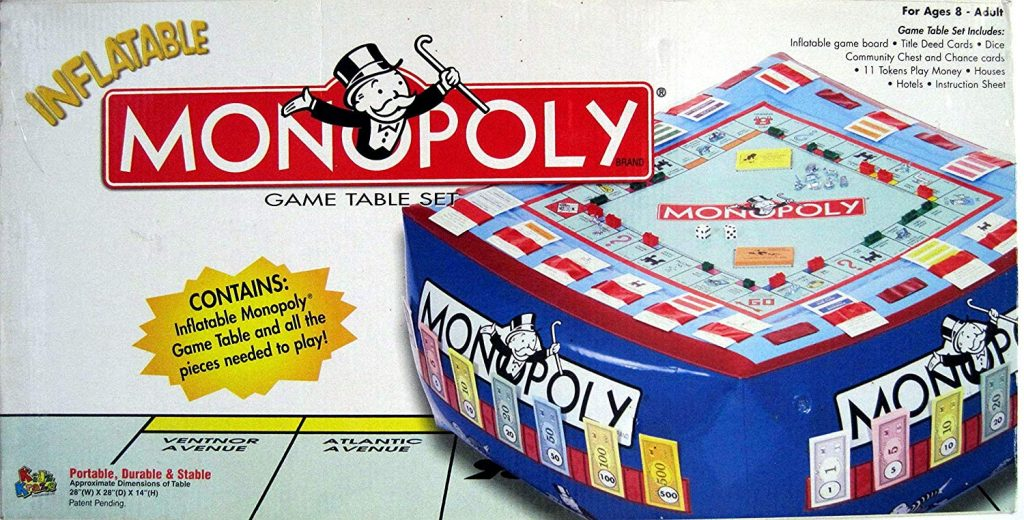 Inflatable Monopoly Version