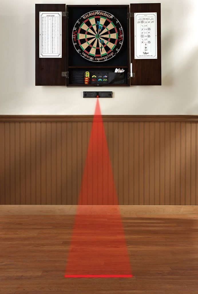Laser Oche for Darts