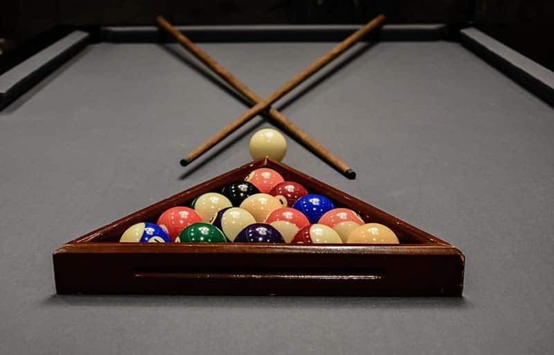 Roots of Pool and Billiards