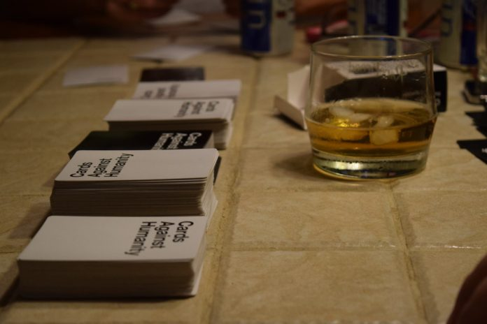 fun card games for adults
