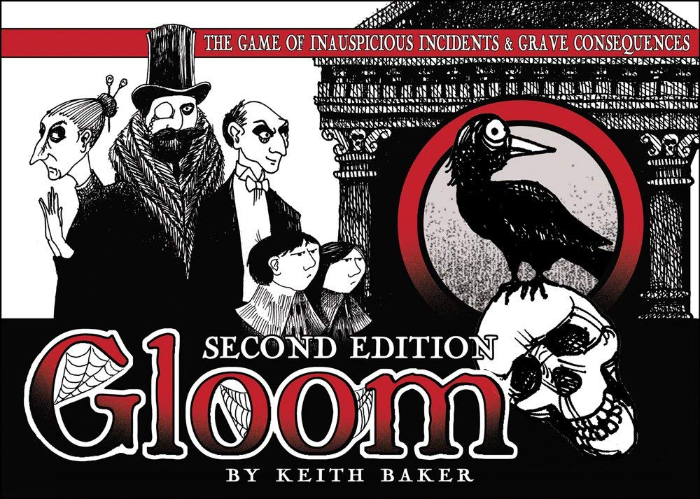 Gloom Board Game 2019