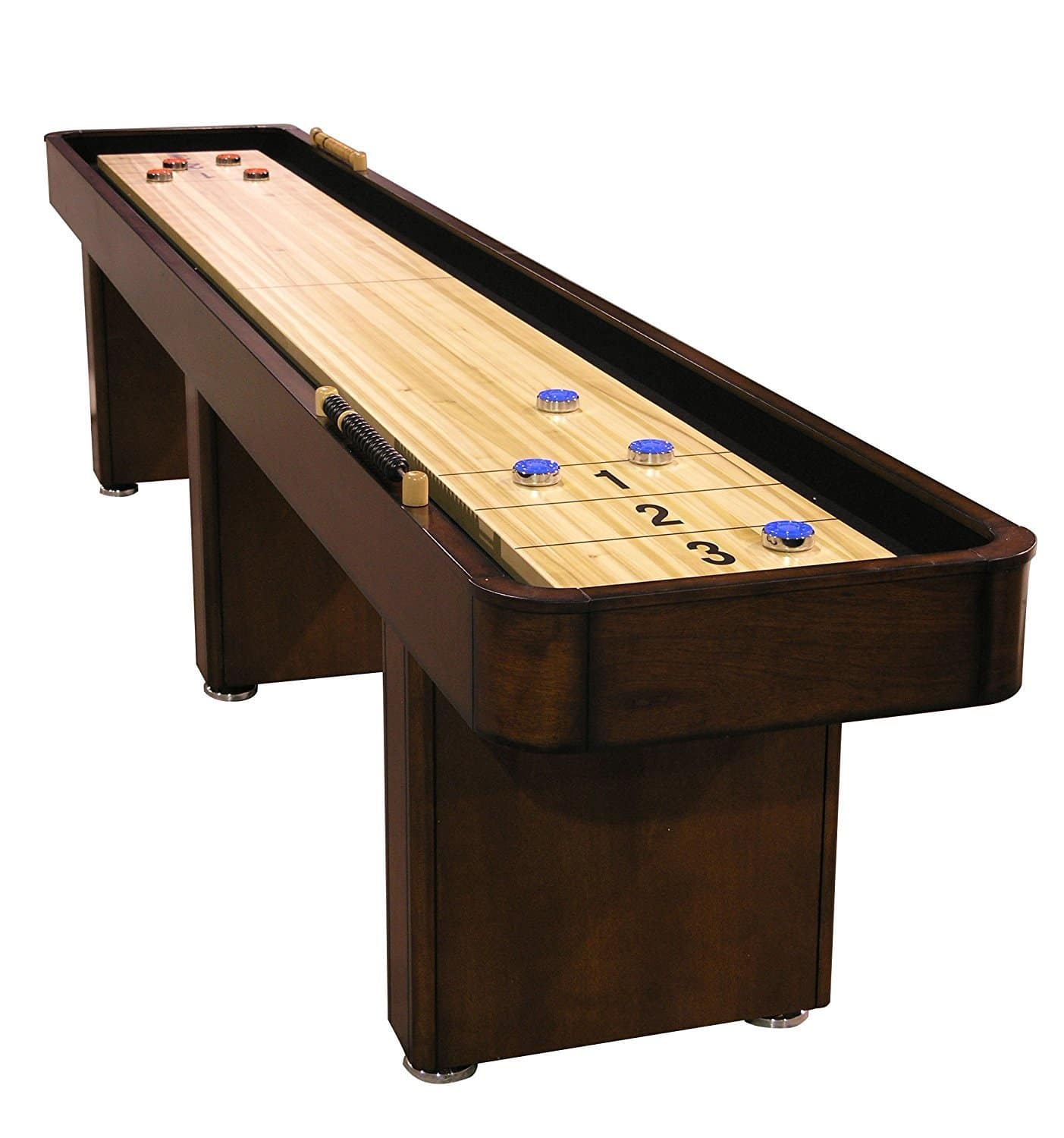 Fairview Game Rooms 12' Shuffleboard Table