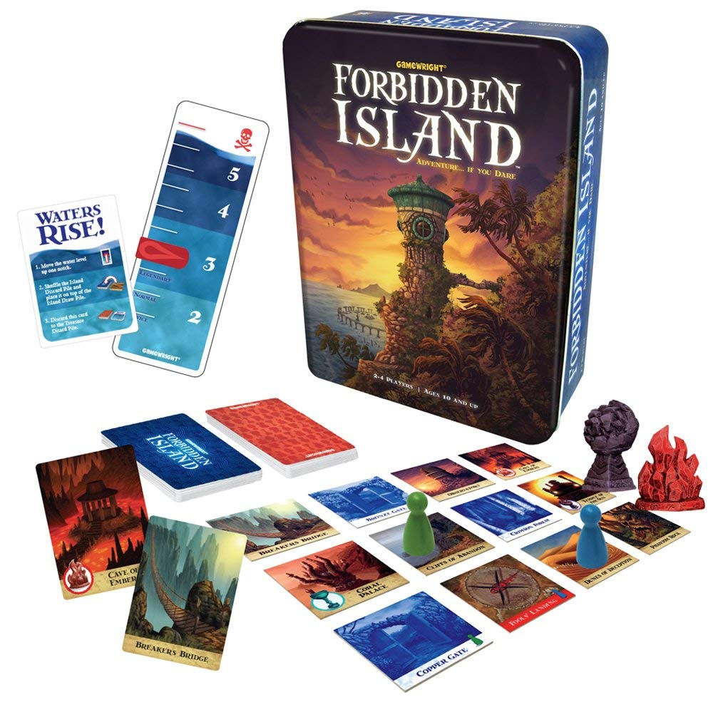 Forbidden Island Game