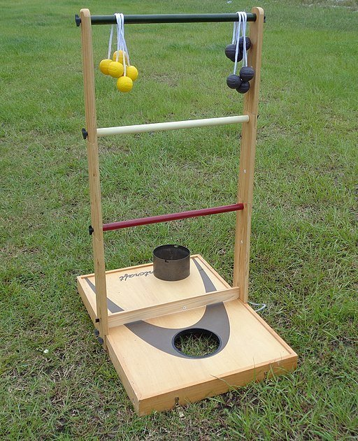Ladder Golf Example