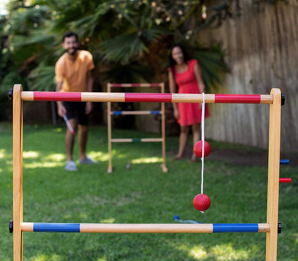 Best Yard Games-Ladder Toss