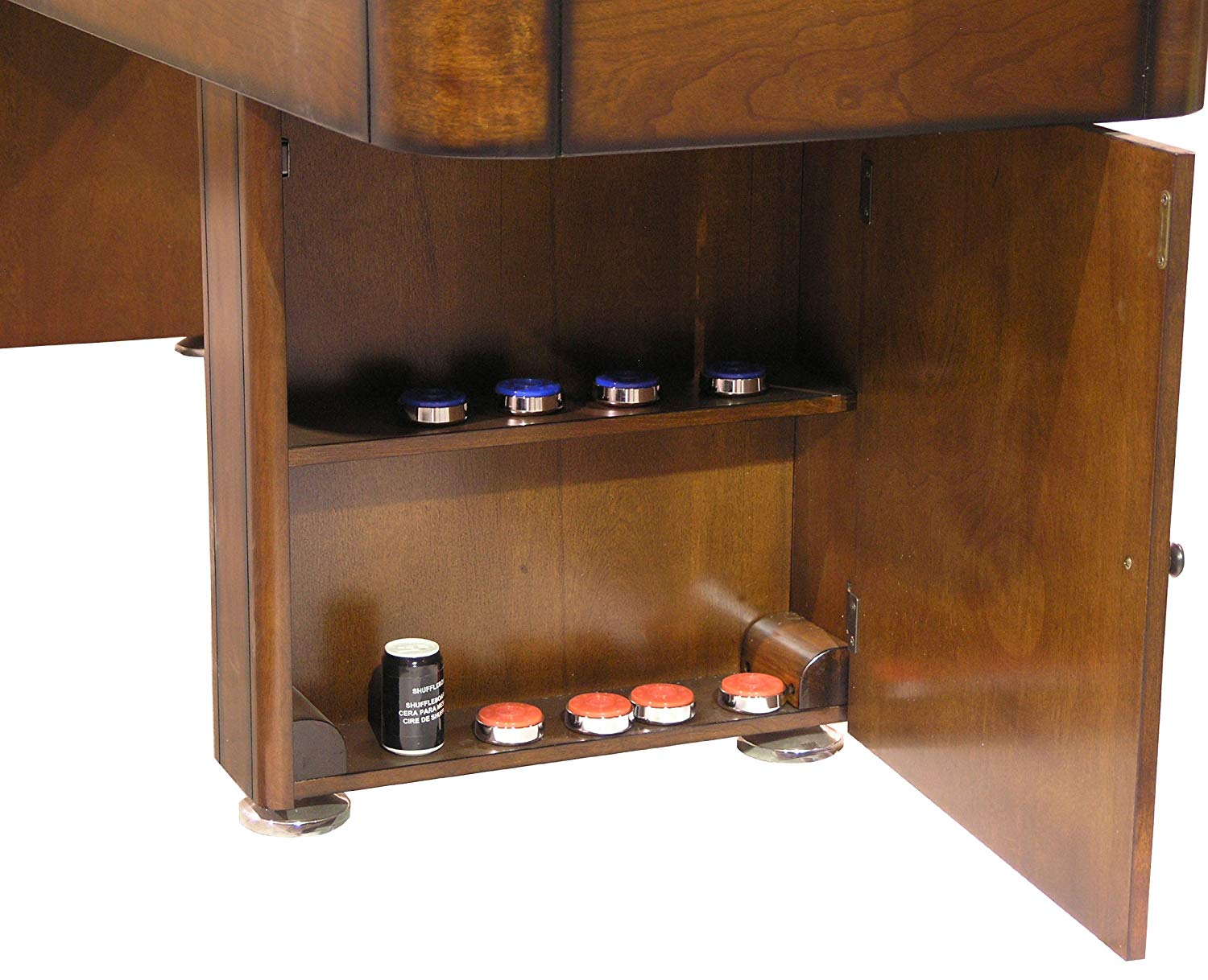 Shuffleboard Table Storage