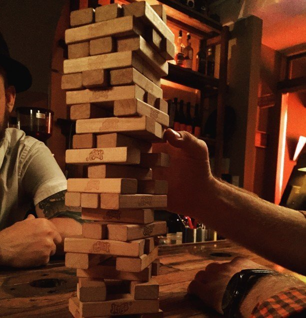 What is Jenga