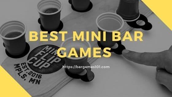 10 Mini Bar Games You Should Check Out | Bar Games 101