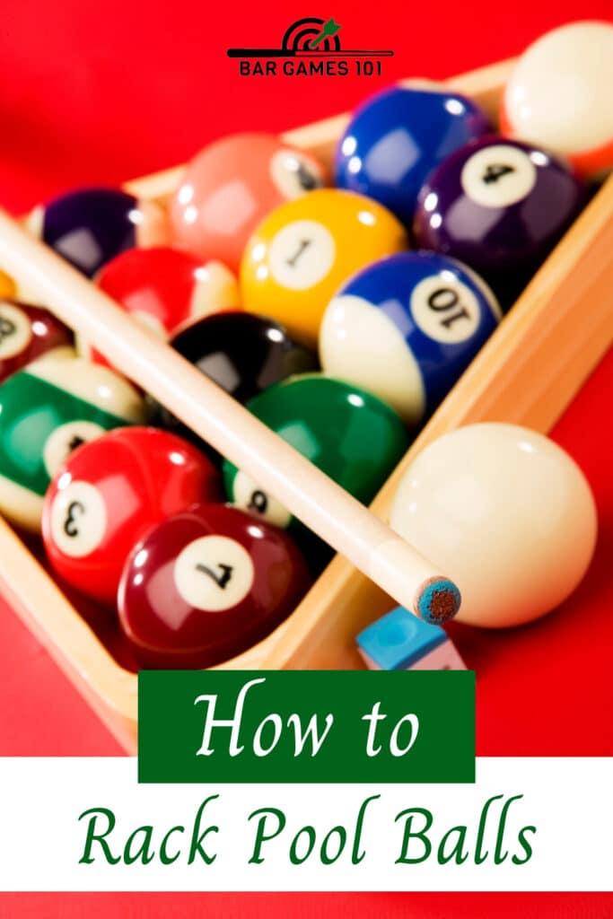 How-to-Rack-Pool-Balls
