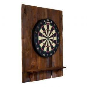 Walnut Reclaimed Wood Dart Cabinet Royal Billiards