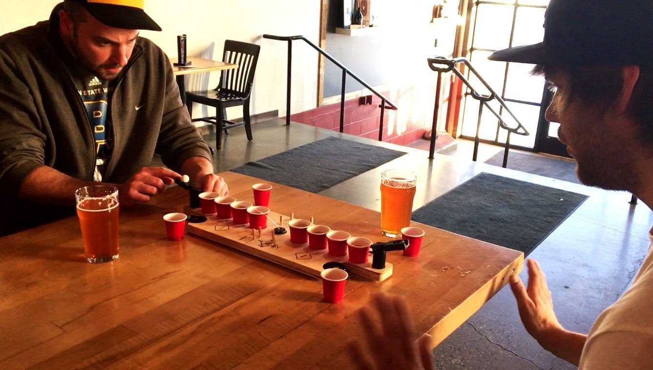 Tabletop Bar Games