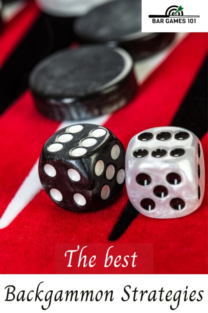 Backgammon-Strategy