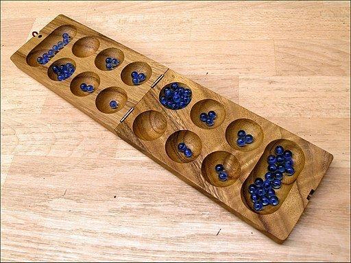 Kalah Mancala Board