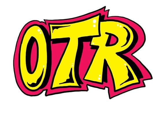 OTR Game Logo