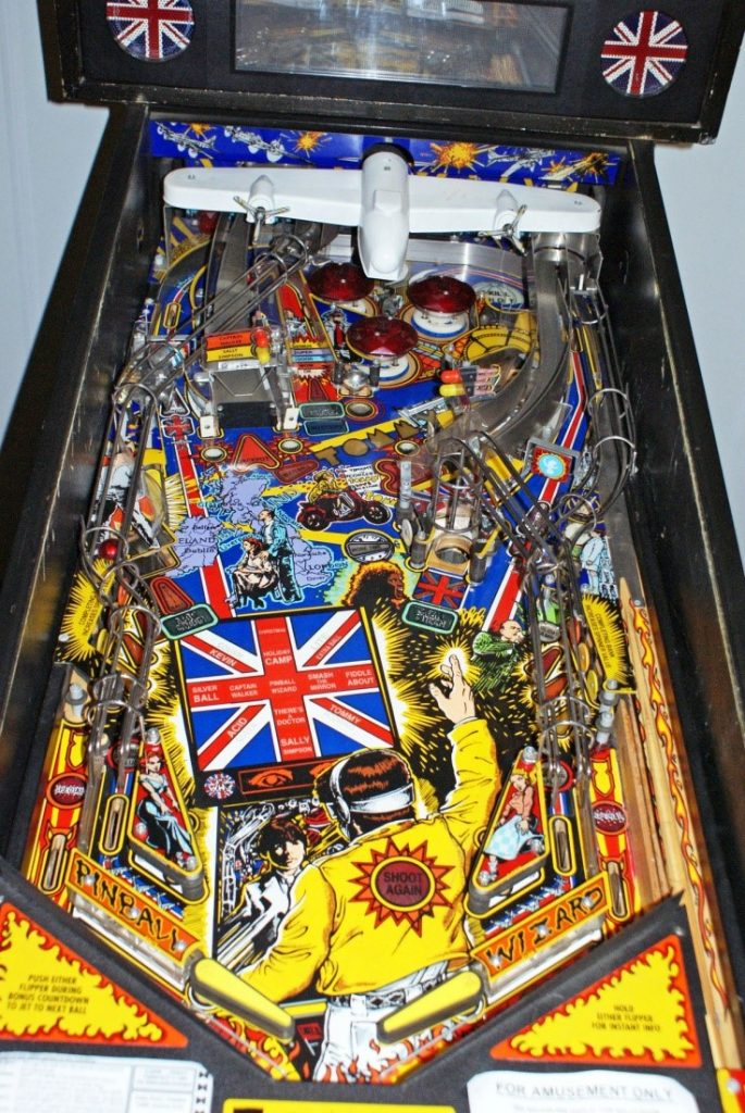 Pinball Wizard Pinball Machine